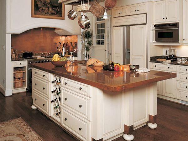 Must See Copper Kitchen Ideas!